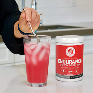Endurance Energy Drink Mix - Raspberry Lemonade Flavor