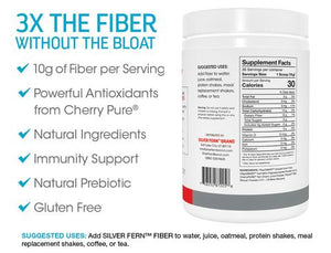 Tino All-Natural High Fiber Prebiotic Blend