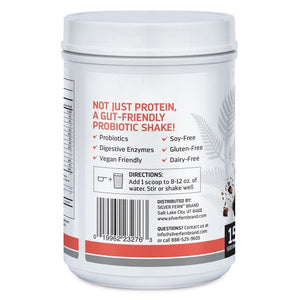 100% Plant-Based Organic Protein Powder (Chocolate)