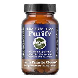 Purify - Parasite Cleanse (Liquid Capsules) - 30 Day Program