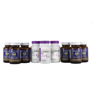 Total Body Cleanse Program - 90 Day Collection (Capsule)