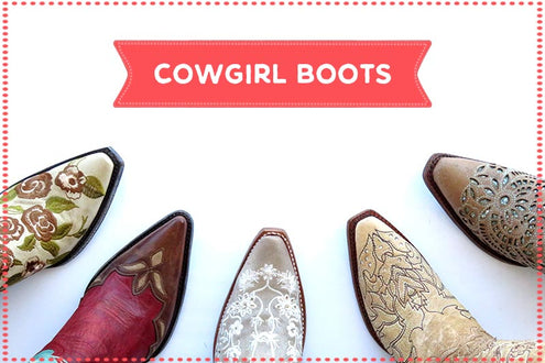 Cowgirl Boots For The Holidays