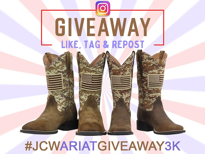 GIVEAWAY - Head Over To Instagram