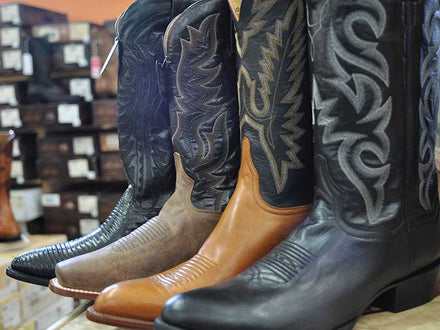 Why Not All Cowboy Boots Look the Same