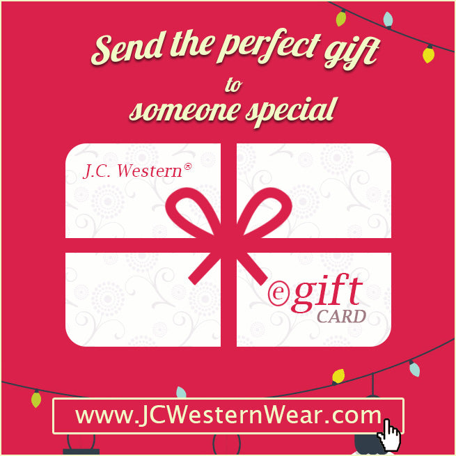 Shop Western Gift Certificates For The Holidays