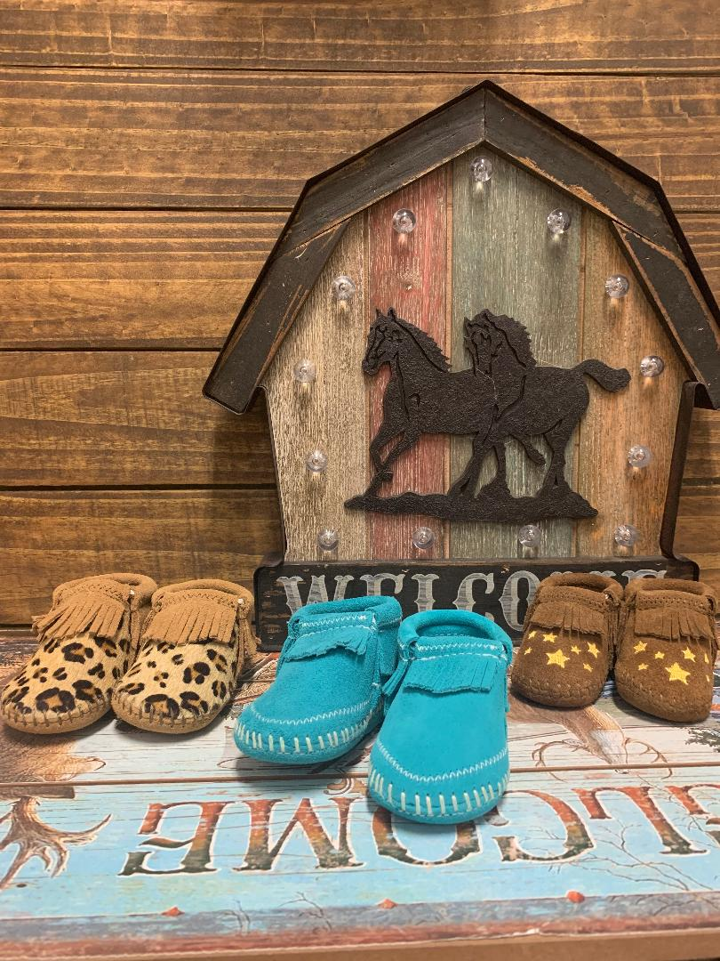 Baby Moccasins - Every Baby Needs a Pair!