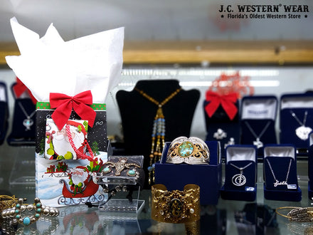 Western Jewelry - Holiday Gifts For Her