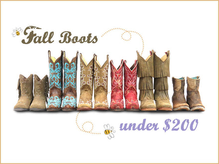 Fall Boots Under $200