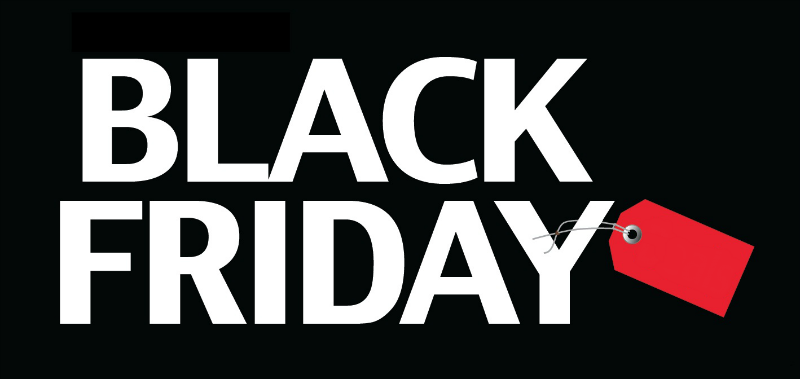 BLACK FRIDAY - One Day Only Prices!