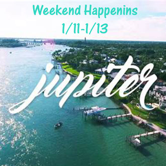 Weekend Happenins 1/11-1/13