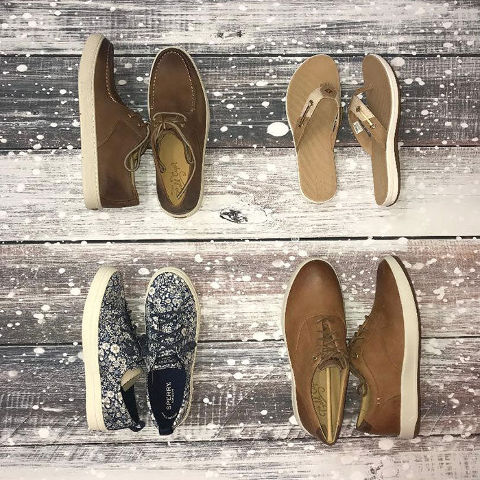 Just in! - Men's and Women's Sperry's