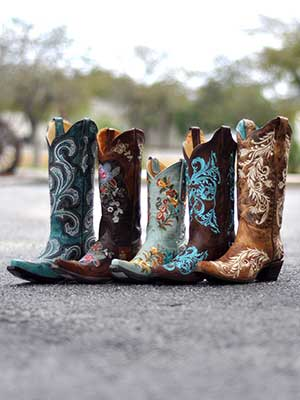 Cute Boots for every cowgirls