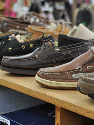 Men's Mocassins & Top-Siders
