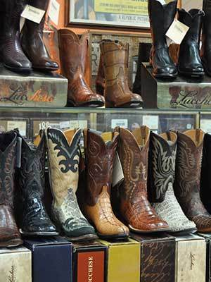 Men's Western Boots & Shoes