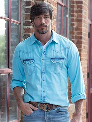 Men's Western Apparel