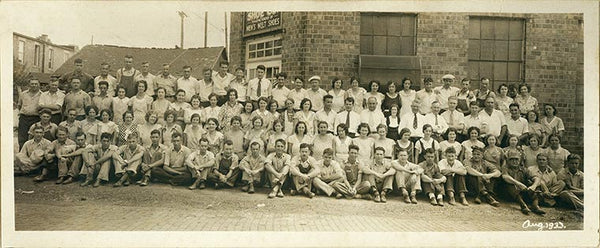 1933 Rocky Boots Group Photo