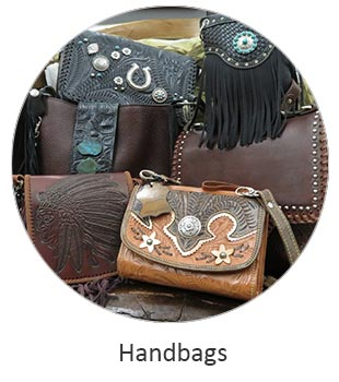 Women's Western Handbags and Wallets