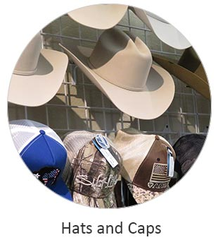 Western Hats and Ballcaps