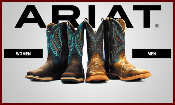 Ariat Boots for Men and Women