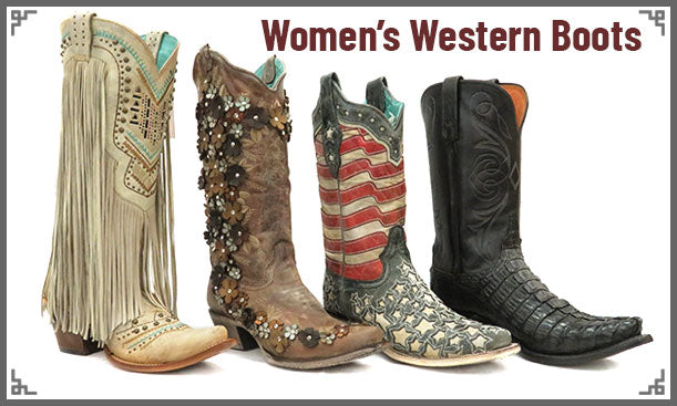 Cowgirl Boots for Ladies