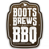Boots Brews and BBQ