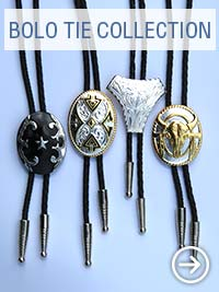 Western Bolo Tie Collection