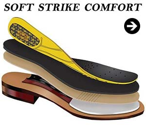 Dan Post Soft Strike Insole Guide