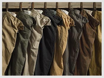 Docker Brand Khaki Pants