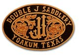 Double J Saddlery Logo