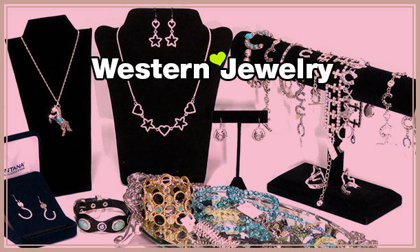 Western Jewelry Gift Set for Valentine's Day