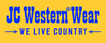 JC Western Clothing Company Logo