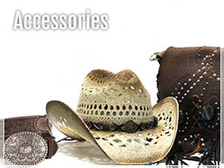 Western Accessories, Hats, Handbags, Belt Buckles