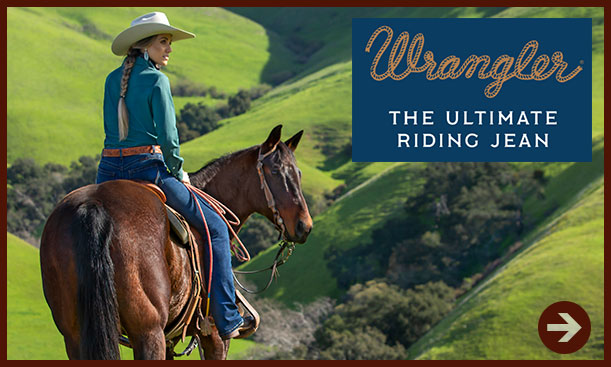 Cowgirl Wrangler Ultimate Riding Jeans