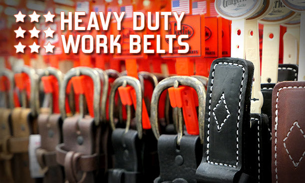 USA Work Belts