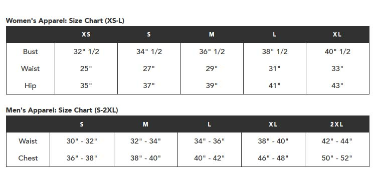 Z Supply Sizing Guide