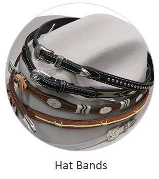 Western Hat Bands Collection