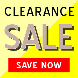 Clearance Sale on Everything