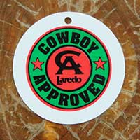 Cowboy Approved Certified
