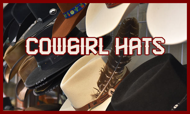 Western Hats for Ladies