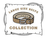 Big and Tall Belt