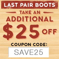 Last Pair Boots Deal