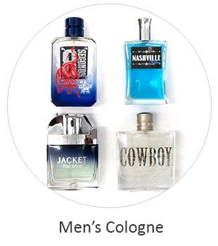 Men's Western Cologne