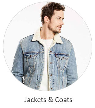 Western Apparel and Jackets for Men