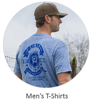 Men's Short Sleeve and Long Sleeve Tees