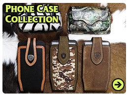 Western Smart Phone Case Collection
