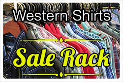 Sale Rack Section