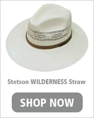 Stetson Wilderness Hat