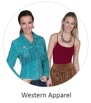 Women's Western Dresses Jackets and Coats