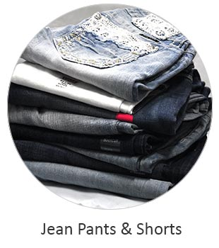 Women's Jean Pants and Shorts