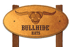 Bullhide Hat Company Sign